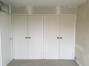 Cottage doors in!
