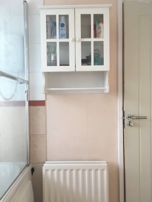 Radiator and cabinet
