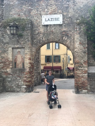 In Lazise