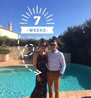 7 weeks pregnant in Portugal